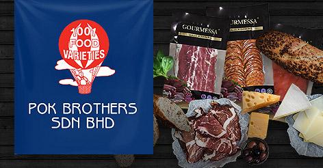 Pok Brothers | 1001 Food Varieties